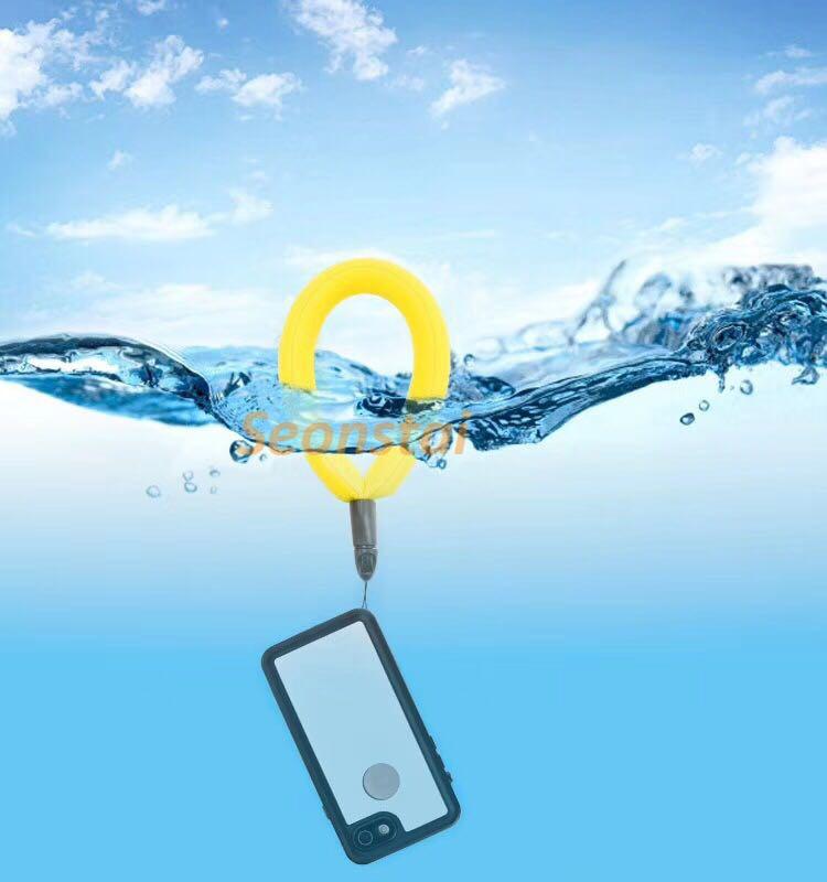 underwater swimming case