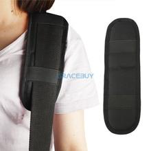 Black Guitar Strap Shoulder Pad Protection Comfortable Padded For Guitarra Strap New