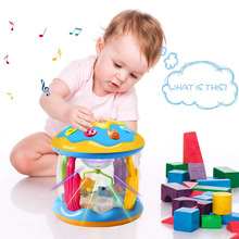 Baby Toys Ocean Park Rotating Projector Early Educational Toys
