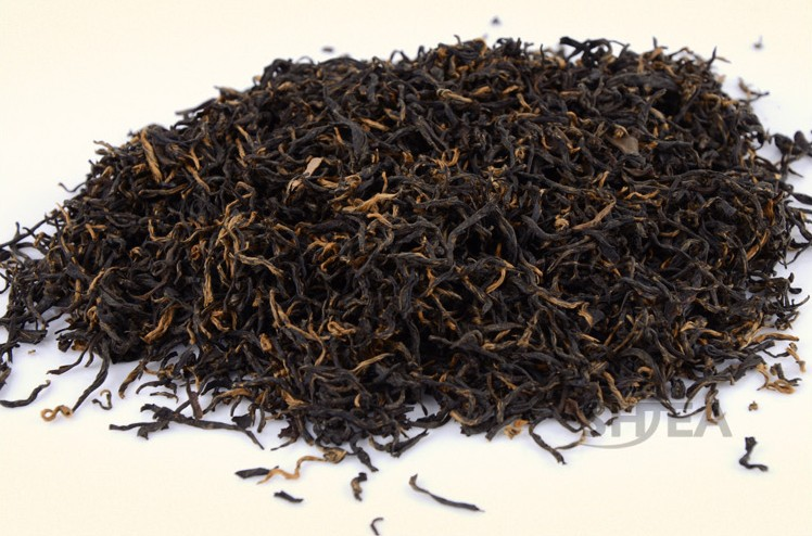 500g Chinese wuyi black tea top grade the China black tea premium organic food the tea