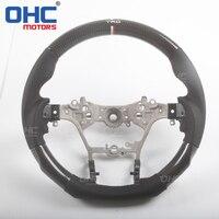 Real Carbon Fiber Steering Wheel for Toyota Hilux Revo / Fortuner / Innova