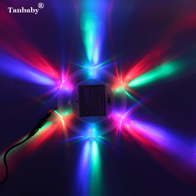 LED UFO Party Light Magic Disco Ball Light Stage Lights Colorful DJ Dancing  Light For Party