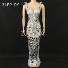 2411bfee68 Popular Celebrities in Silver Sequin Dresses-Buy Cheap Celebrities ...