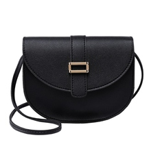 Arch Bridge Semi-circle Ladies Crossbody Bag Comfortable Fas