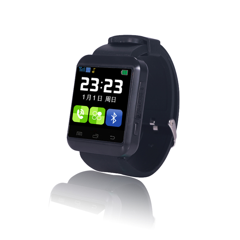 font b Smartwatch b font U80 Smart Watch U8 U Support SIM Card Bluetooth Alarm