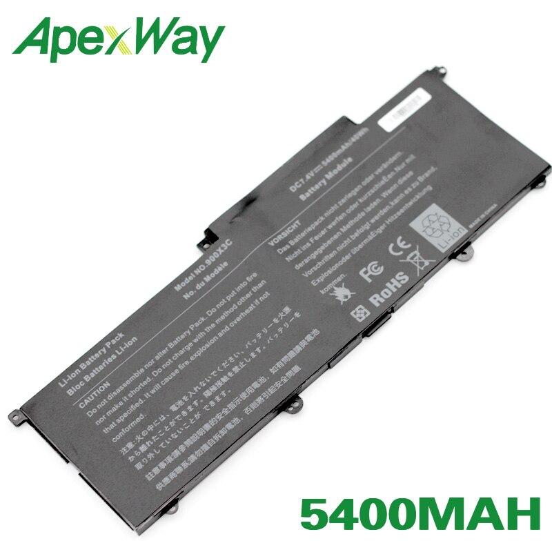 ApexWay 5400MaH Battery AA-PBXN4AR BA43-00349A AA-PLXN4AR For Samsung 900X3C 900X3E 900X3D NP-900X3F NP900X3G 900X3A 900X3B