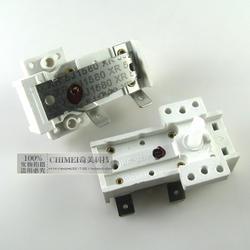 Электрический нагреватель термостат Отопление электрическое масло Ding масла лампы контроль температуры переключатель 16В A 250 В