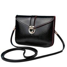 2017 New arrival Women messenger bags Sweet cute Cross body handbags Clutch Vintage style PUsoft leather handbag messenger bags