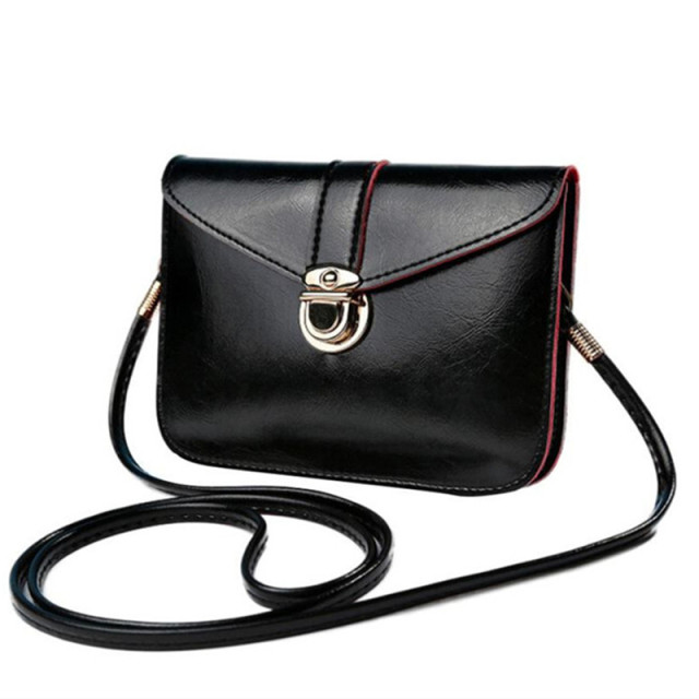 2017 New arrival Women messenger bags Sweet cute Cross body handbags Clutch Vintage style PUsoft leather handbag messenger bags