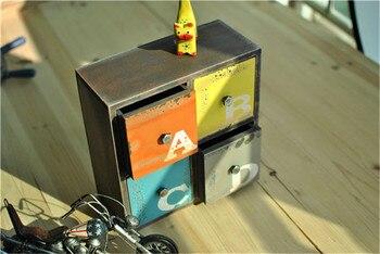 складская полка   Ретро ящик для хранения ZAKAKA деревянная полка для хранения косметики органайзер для макияжа ящики для хранения ювелирных изделий канцелярс...
