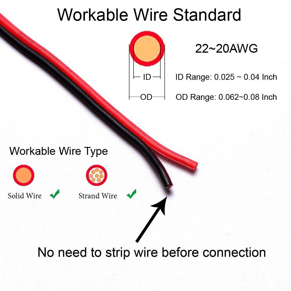 Ac Solid Wire : Splicing volt wiring diagrams diagram