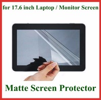 3pcs Anti Glare Matte Screen Protector Protective Film 17 6 Inch For Laptop Notebook Monitor Size