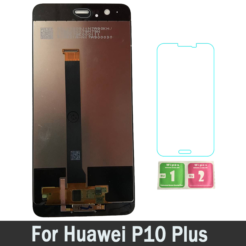Good Quality LCDs For Huawei P10 Plus LCD Screen Display Touch Digitizer Assembly Replacement 100% Tested WorkingGood Quality LCDs For Huawei P10 Plus LCD Screen Display Touch Digitizer Assembly Replacement 100% Tested Working