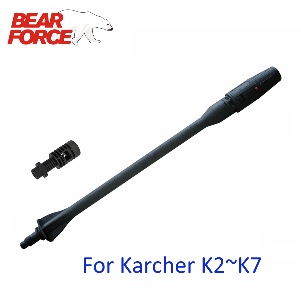 Pressure Washer Car Washer Adjustable Jet Lance Wand Spear Nozzle Tip For Karcher K1 K2 K3 K4 K5 K6 K7 High Pressure Washers