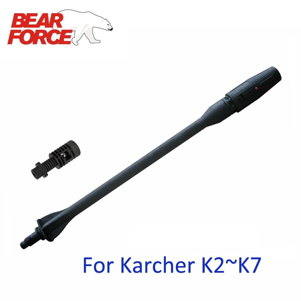 Pressure Washer Car Washer Adjustable Jet Lance Wand Spear Nozzle Tip For Karcher K1 K2 K3 K4 K5 K6 K7 High Pressure Washers