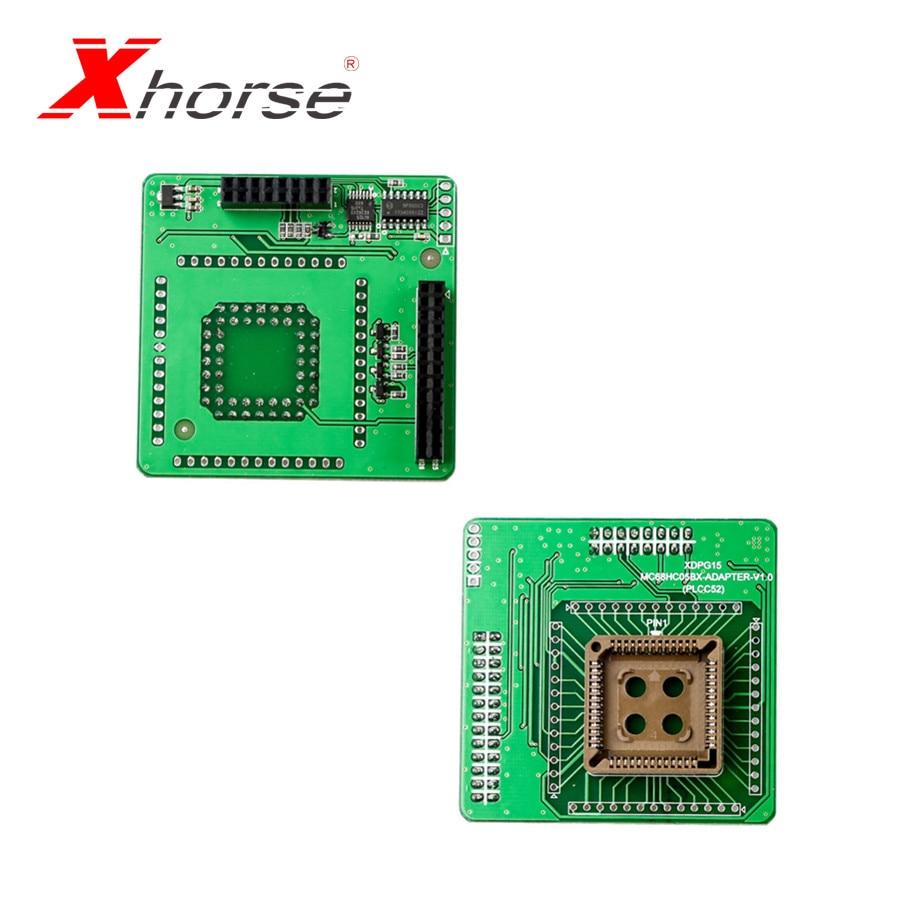 XHORSE OEM MC68HC05BX PLCC52 Adapter for VVDI Prog Programmer