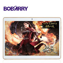 9.6 Inch Original 4G Phone Call Android Octa Core Tablet pc Android 5.1 4GB RAM 64GB ROM WiFi GPS FM  4G+64G Tablets Pc+keyboard