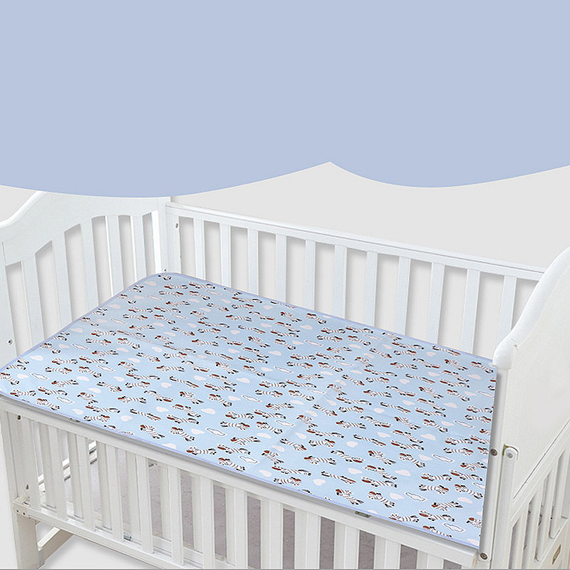 100% Cotton crib fitted sheets soft baby bed mattress covers print Newborn toddler bedding set kids mini cot sheet 98*74cm