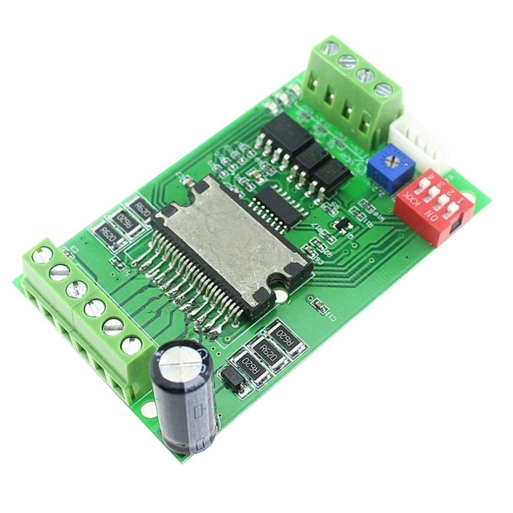 Professional 4.5A TB6600 TB6600HG Single Axes Stepper Motor Driver Controller Module Board Replace TB6560 --M25Professional 4.5A TB6600 TB6600HG Single Axes Stepper Motor Driver Controller Module Board Replace TB6560 --M25
