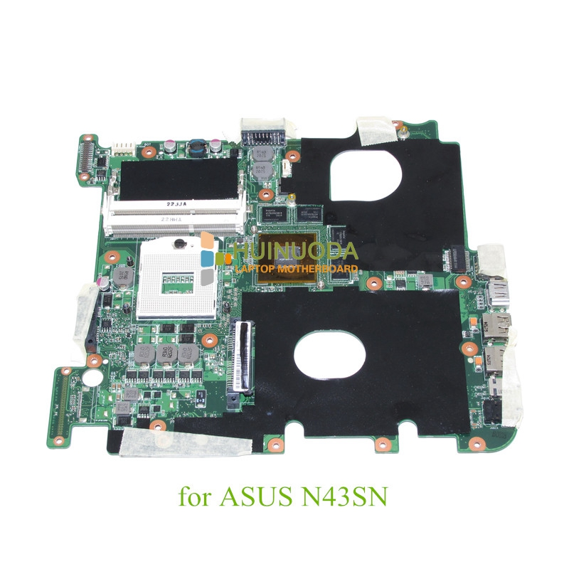 laptop motherboard for Asus N43SL Main board HM65 with Nvdia Graphics Card Mainboard