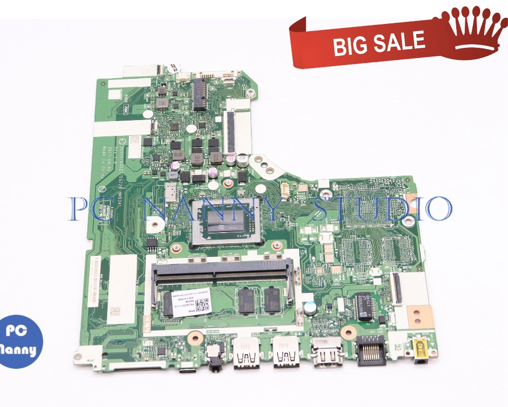 PCNANNY 5B20P11116 DG526 DG527 DG726 NMB341 NMB-341 For <font><b>Lenovo</b></font> <font><b>IdeaPad</b></font> <font><b>320</b></font>-15ABR laptop <font><b>motherboard</b></font> A12-9720P tested image