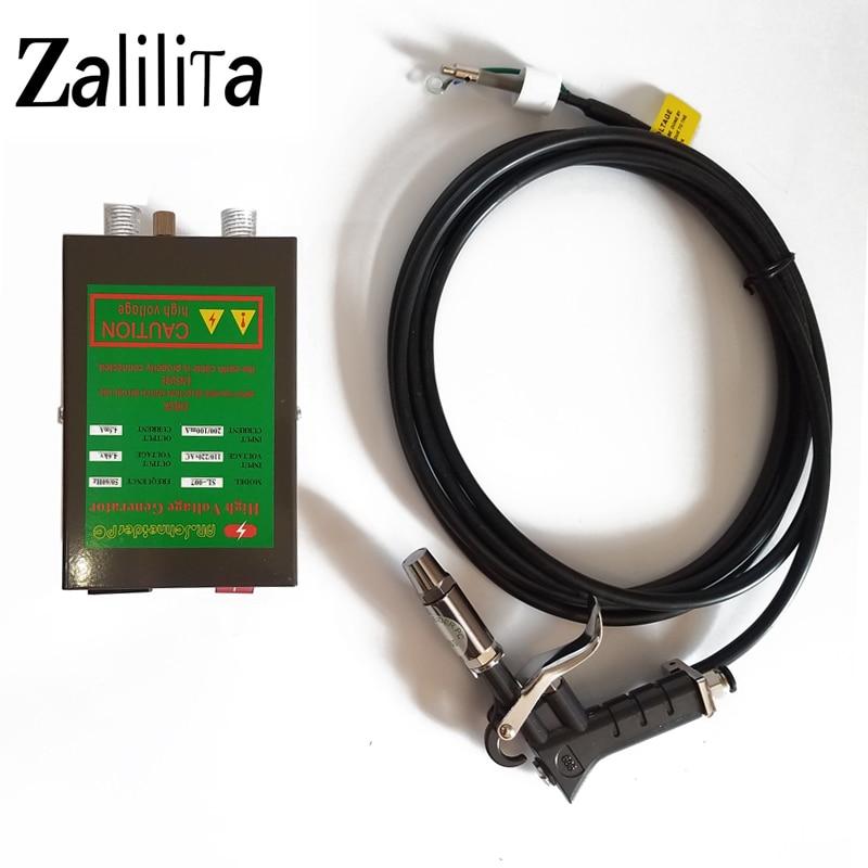 все цены на  SL-004 Antistatic Air Gun Ionizing Air Gun+High Voltage Generator Electrostatic Gun electrostatic dust removal 1PCS  онлайн