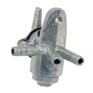 Image 2 - 3 ходовой топливный клапан Petcock 3 портовый топливный клапан Petcock выключенный переключатель для мотоцикла ATV Dirt Bike и т. д. наружный диаметр отверстия 0,24 дюйма