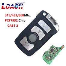 BM7 Full Remote Car Key 315/433/868MHZ 7945 chip for BMW 7 Series 730/740(E65/E66) CAS1/CAS2 Anti-theft System