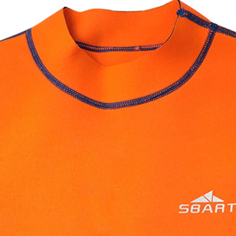 SBART 2MM Neoprén Hosszú ujjú Felsők Fürdőruha Meleg - Sportruházat és sportolási kiegészítők - Fénykép 6
