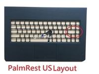 Laptop PalmRest For Lenovo Yoga 3 pro 13 UK US Layout Upper Case Cover Keyboard Bezel With Touchpad Case New Original