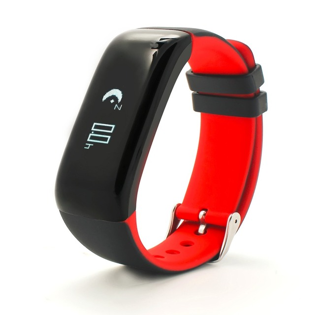 New Smart Bracelet P1 Blood Pressure Heart Rate Sleep Monitor Waterproof Pedometer Call Reminder Smart Band for Android iOS