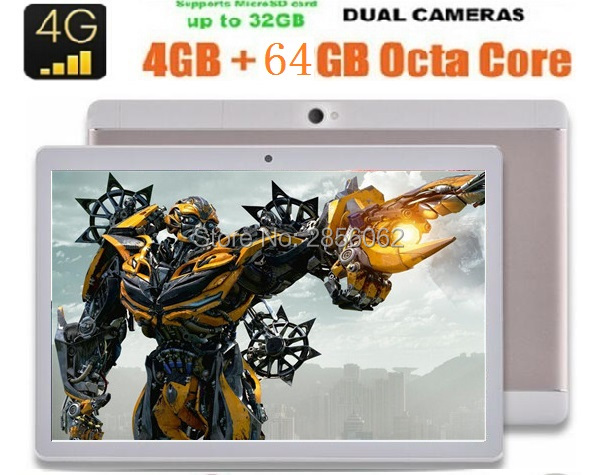 DHL Free Tablet PC 10 inch Android 6 0 3G 4G LTE Phone call Octa core