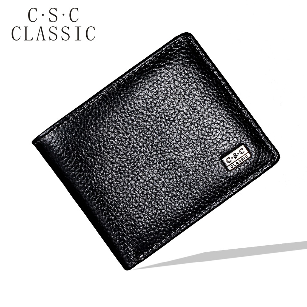 Black Mens Wallets Real Genuine Cowhide Leather Wallet Bifold Clutch Short Wallet Coin Purse Pouch ID Credit Card Holder zelda wallet bifold link faux leather dft 1857