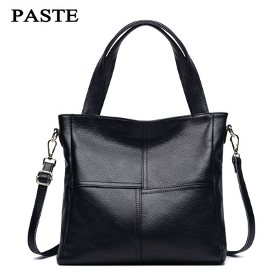 Sac en cuir véritable femme sacs à main de luxe femmes 6P0733 meilleur sur le marché