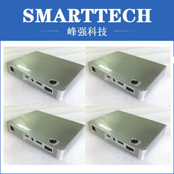 Custom CNC metal product aluminium machining parts