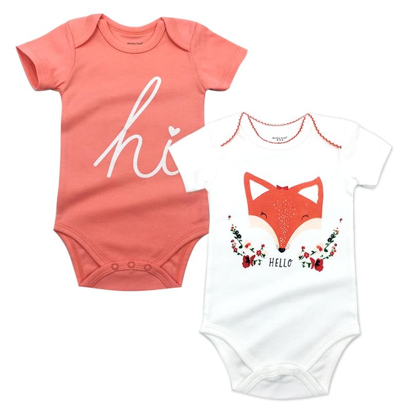 Bebé bonito Ruffle Cor Sólida Romper Macacão Sunsuit para Recém-nascidos Roupas Infantis Roupas Infantis Roupas Garoto