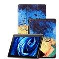 "Para ASUS Zenpad 10 de couro do caso da tampa inteligente Para ASUS Zenpad 10 Z300C Z300CL Z300CG 10.1 ""tablet case + film protector + stylus"