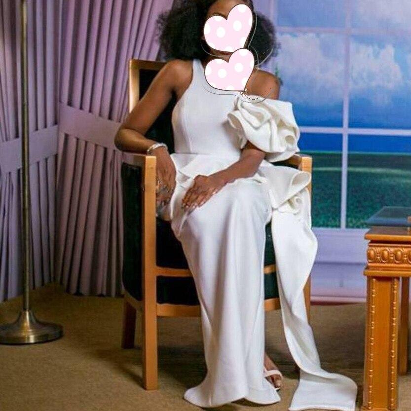 Robe de soirée abiye sur mesure robe de soirée sans manches robes de soirée abendkleider robes de soirée avondjurken gala jurken - 6