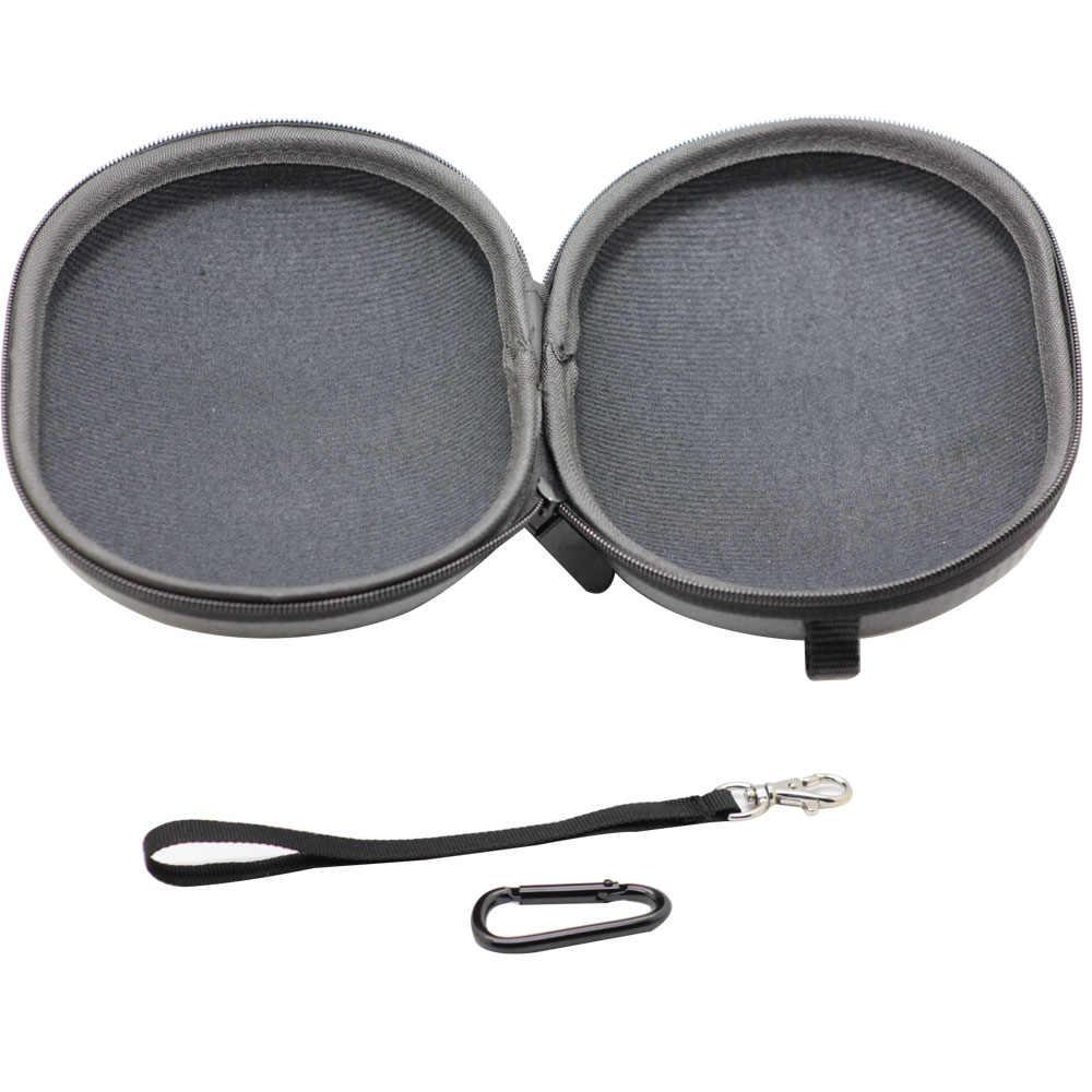 Poyatu przypadku twarde etui EVA dla Marshall Major i od głównych atrakcji w ich ll Bluetooth Monitor słuchawki Carry Case