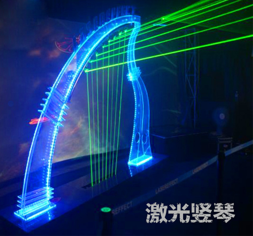 Laser Harp Prop Magic Prop For Escape Mysterious Room Real