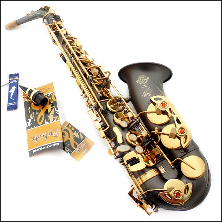 Saxophone 2017 new high quality Alto Sax Selmer Alto Saxophone Sax 54 musical instruments alto sax saxophone professionally and