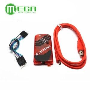 Image 3 - 5 sätze/los PICKIT2 PIC Kit2 Simulator PICKit 2 Programmer Emluator Rot Farbe w/USB kabel Dupond Draht