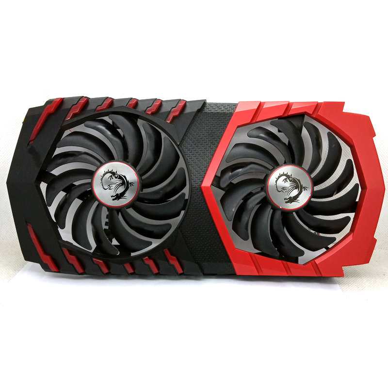 Graphics Video card Shell and cooling fans Not Card New Original for MSI GTX1080Ti GTX1080 GTX1070 GTX1060 GAMANG image