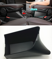 Middle Lift Central Seat Armrest Box For BMW X1 F48 2016 2017 LHD Console Storage Container Organizer Tray