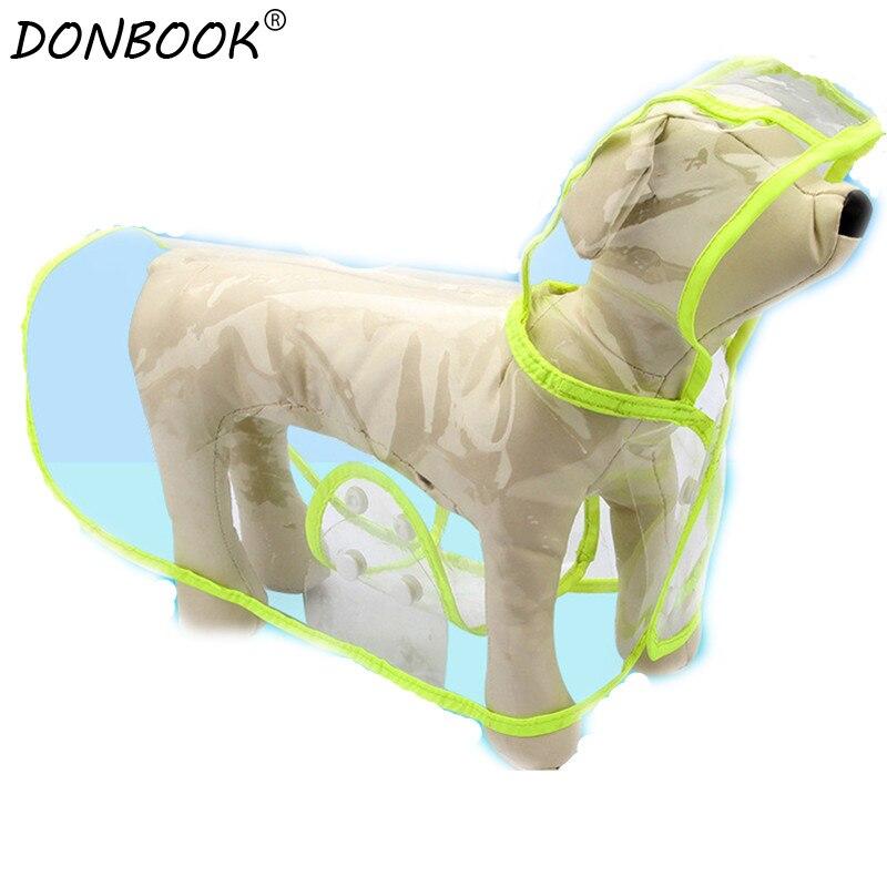 ٩(^‿^)۶Perro impermeable perro ropa para Perros protector solar ...