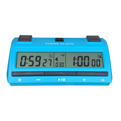 Electronic digital Chess clock Jump Competition Games Multifunction Timer Stop Watches Professional Sports T668