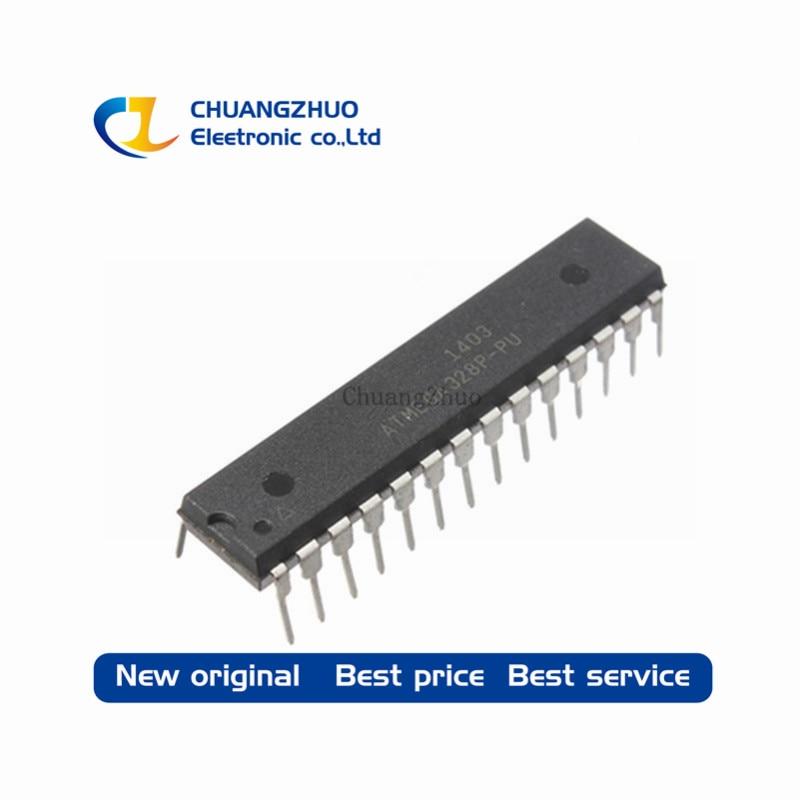 10PCS ATMEGA328P-PU DIP28 ATMEGA328-PU DIP ATMEGA328P New And Original IC