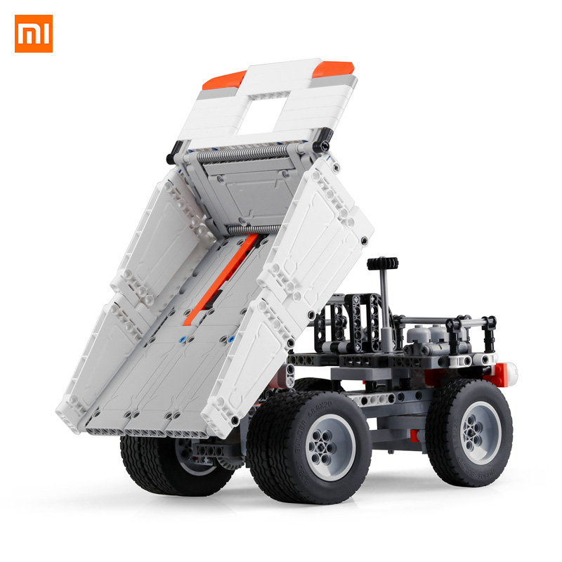 Xiaomi Mitu Building Block Mining Mine Truck Puzzle Educational 6 Years Old Children Kids Toys