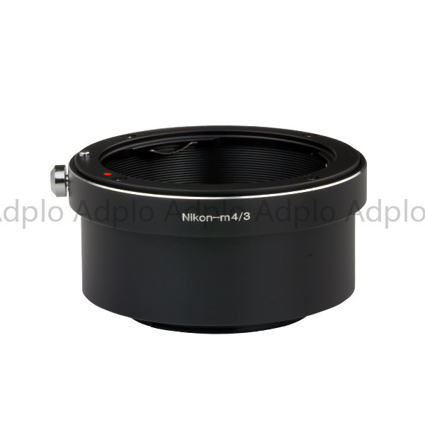 lens adapter Work for Nikon Mount Lens to Micro 4/3 Camera GM1 GX7 GF6 GH3 G5 GF5 GX1 GF3 G3 GH2 G2 GF2 G1 GF1 G10 E-PL6 E-P5