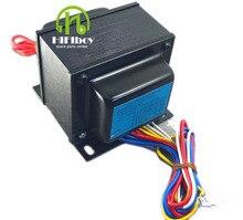 HIFIBOY 130W output voltage 230V 6.5V Tube Power Amplifier Transformer for HIFI audio E transformer